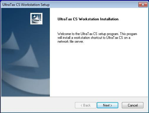 How To Install UltraTax - Symtec